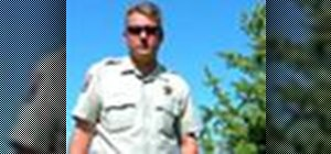 Become a game warden
