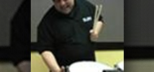 Master the basics of the timbales