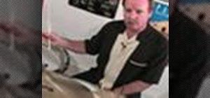 Keep balance on a drum kit
