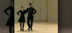 Do a late nineteenth-century Star Schottische dance
