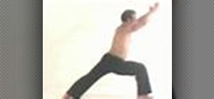 Do a surya namaskara with proper breathing