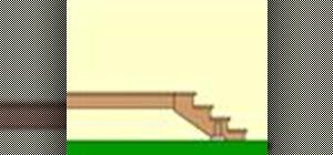 Install deck railing