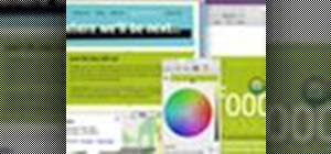 Save and use favorite colors in Mac OS X