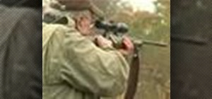 Use the Mauser M03 rifle