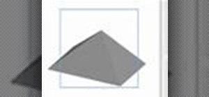 Create a 3D pyramid in Illustrator CS3