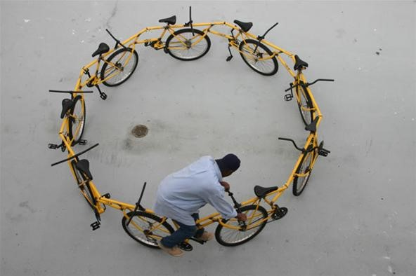 Bicycle-Go-Round