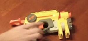 Hack a Nerf gun for superior fire power