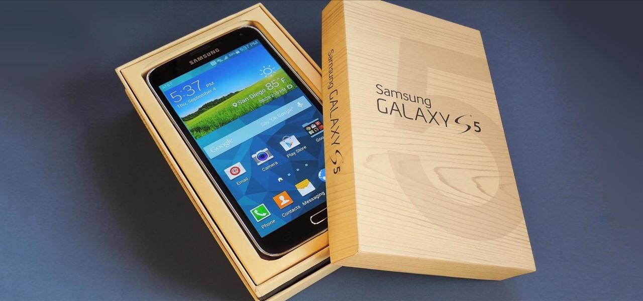 Samsung Galaxy S5 SM-G900F USB Driver for Windows