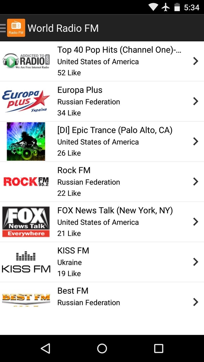 How to Play & Record Thousands of Worldwide Radio Stations on Android