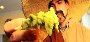Make guacamole with a song