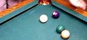 Break clusters in pool