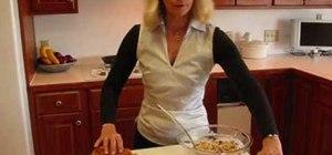 Make Betty's chicken salad sandwich recipe
