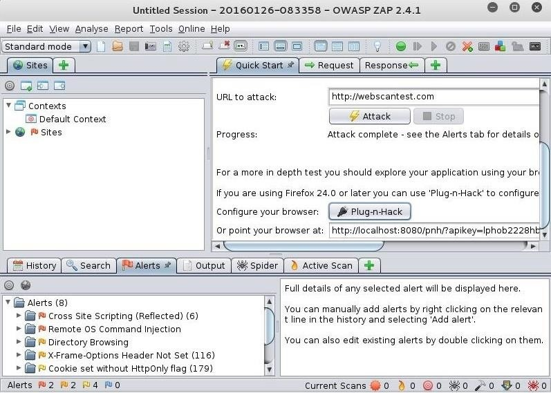 Hack Like a Pro: How to Hack Web Apps, Part 6 (Using OWASP