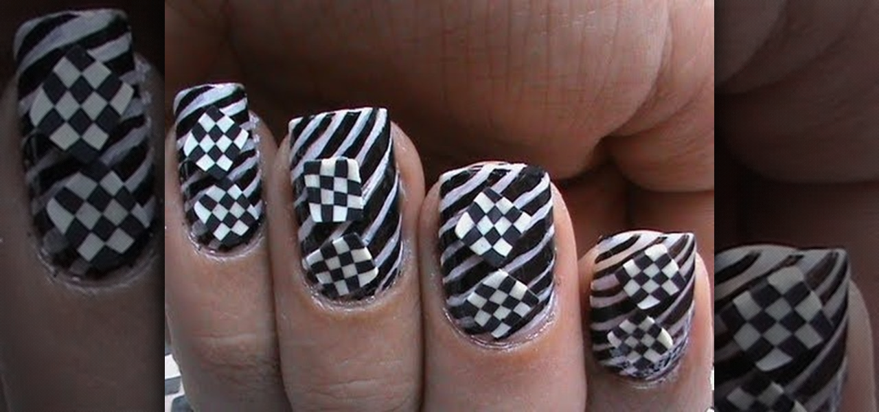 Do Optical Illusion Nails