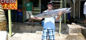 Bocas Del Toro Fishing with Red Frog Bungalows