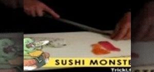 Make uramaki (sushi rolls with rice on the outside)