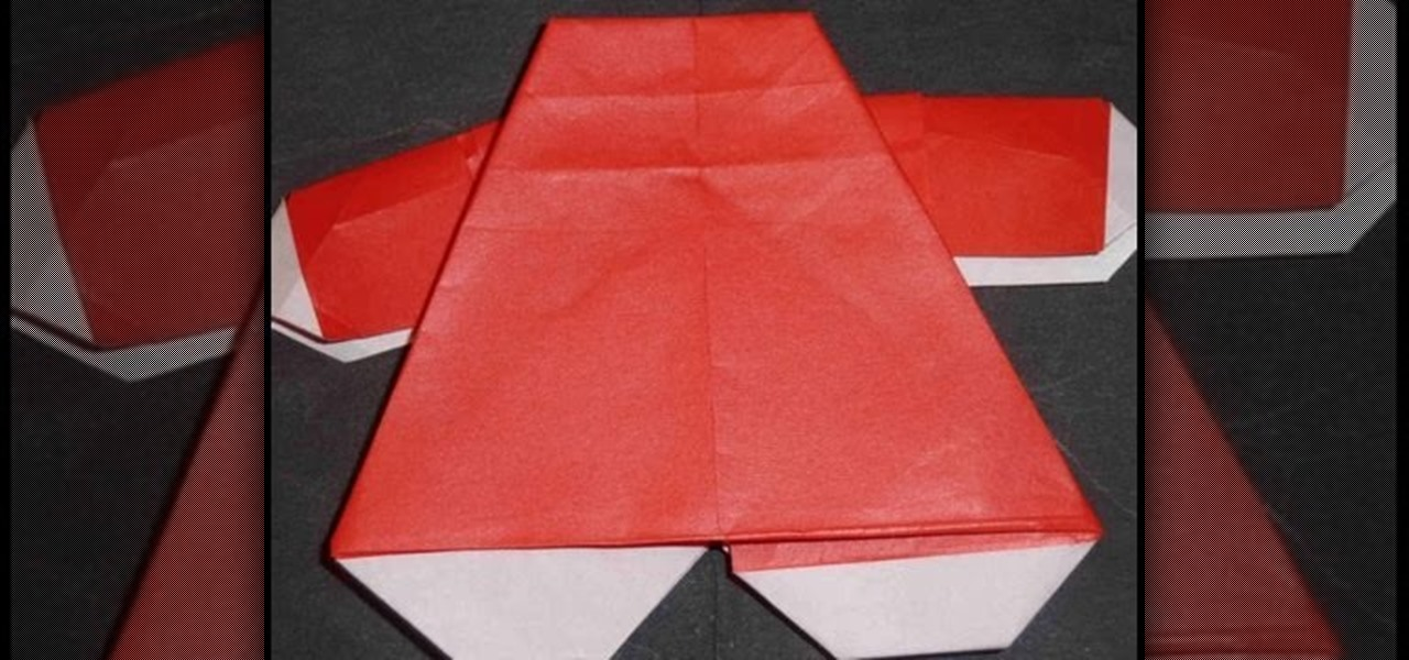 How To Make An Origami Body For A Person For Beginners Origami