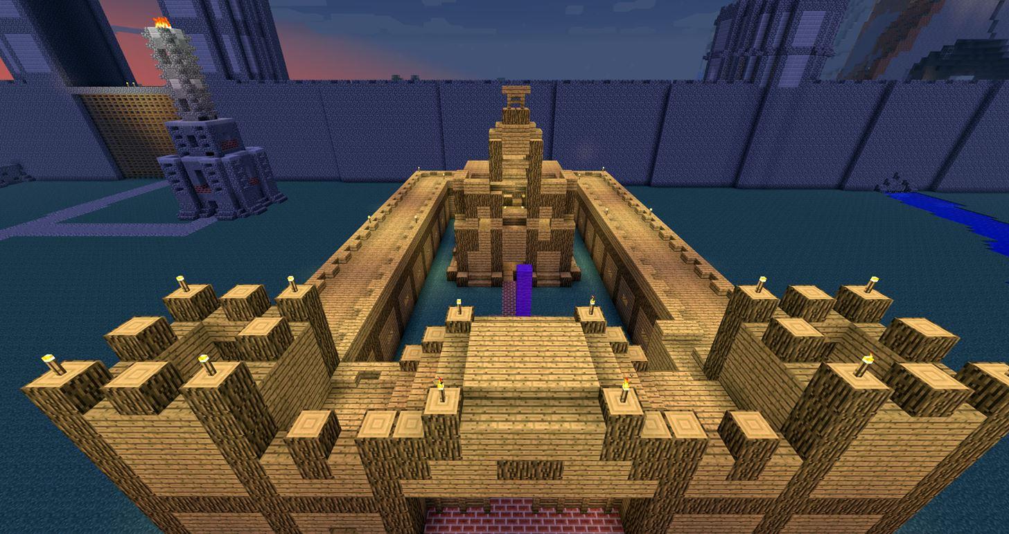 Minecraft World's Weekly Workshop: Architectural Design and Aesthetics