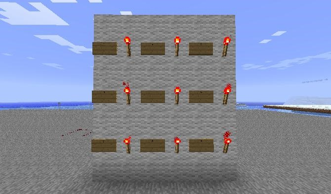 How to Create a Redstone Clock in Minecraft