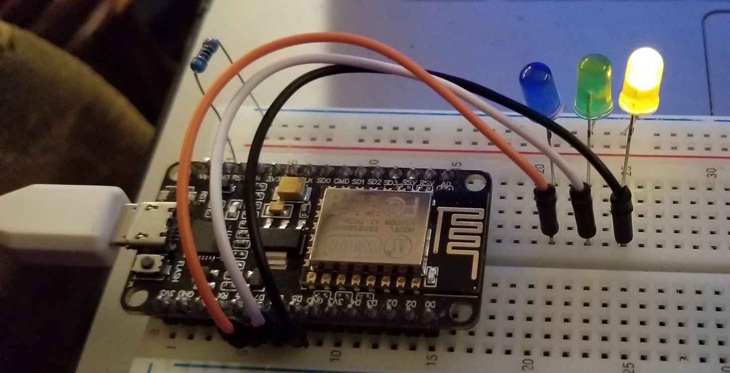How to Detect When a Device Is Nearby with the ESP8266 Friend Detector