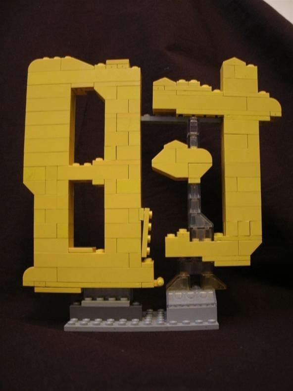 Character Building: LEGO Kanji