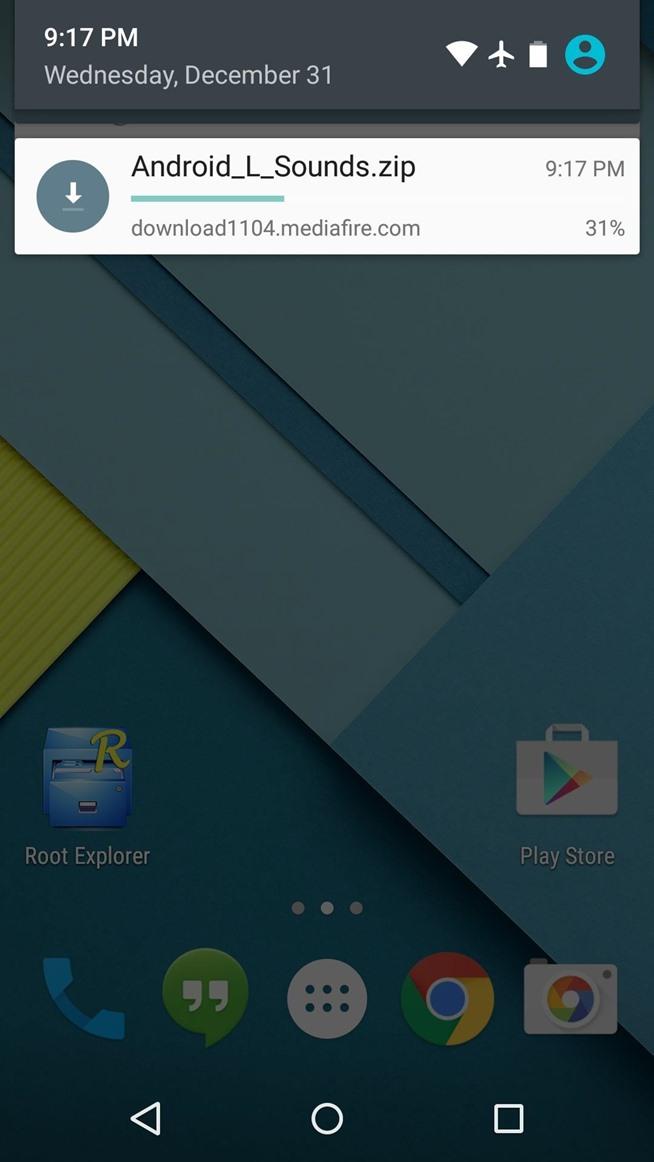 How to Get Nexus 6 System Sounds & Ringtones on Your Nexus 5