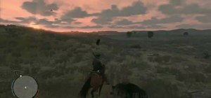 Unlock the Manifest Destiny achievement in RDR