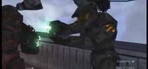 Clone yourself in Halo 2