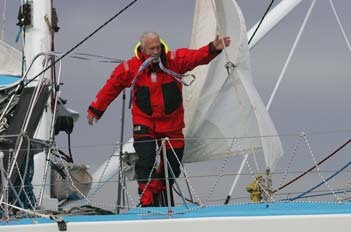 Sir Robin Founder of ClipperRoundtheWorld