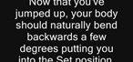 How to Do a standing backflip like a pro