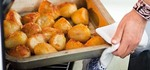 How to Make Truly Crispy Roast Potatoes in the Oven