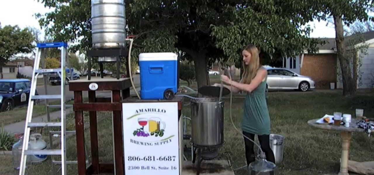 Brew an All Grain Beer with Decoction