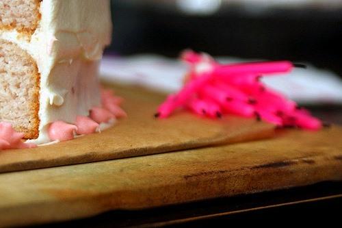 RECIPE: Pink Lady Cake