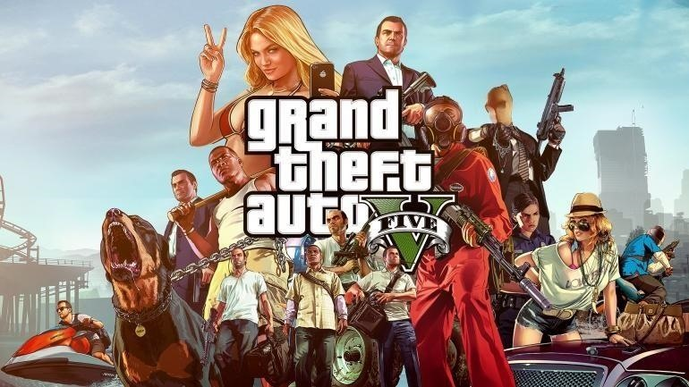 Get GTA V for $25 on PlayStation Store - Huge Rockstar Discount