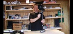 Balance your Flycam or other camera stabilization sleds easily