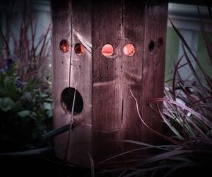 Solar Birdhouse