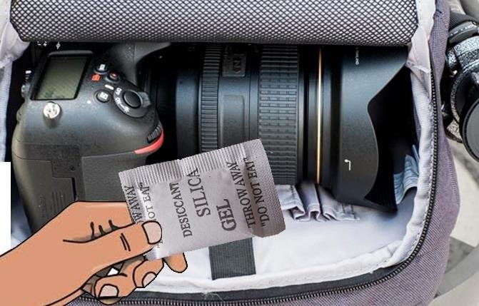 How to Increase the Life of a Camera with Silica Gel Packets?