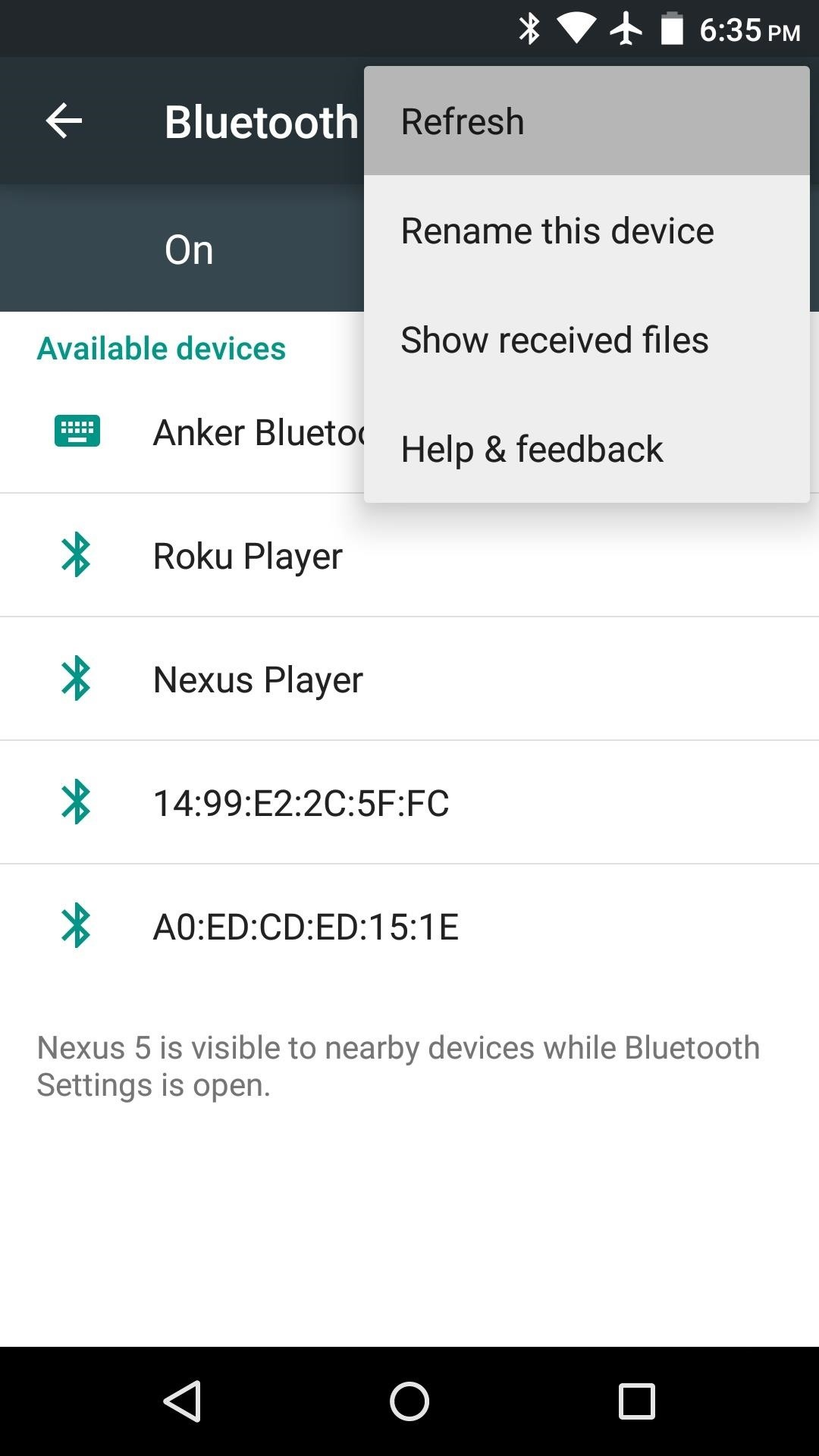 Android Basics: How to Connect to a Bluetooth Device