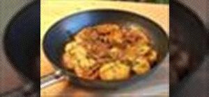 Makelyonnaise potatoes