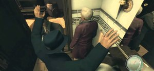 "Help Leo escape to earn the ""Wake Up Call"" achievement in Mafia II"
