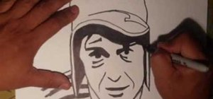 Draw the Chavo del Ocho kid character