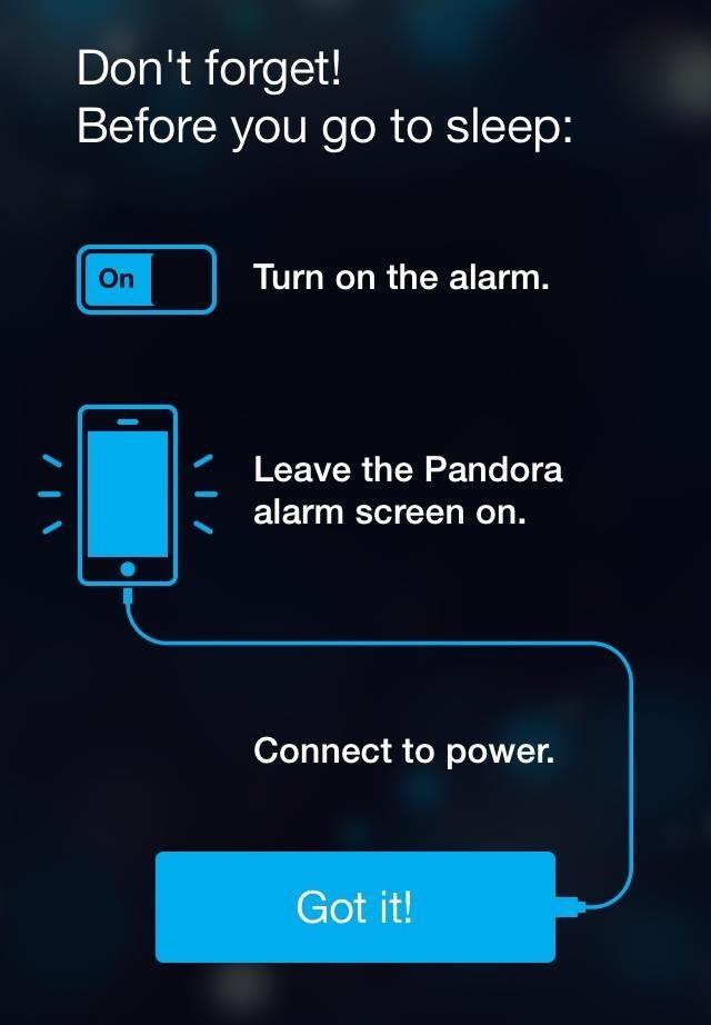 Alarm Clock Going Off Iphone