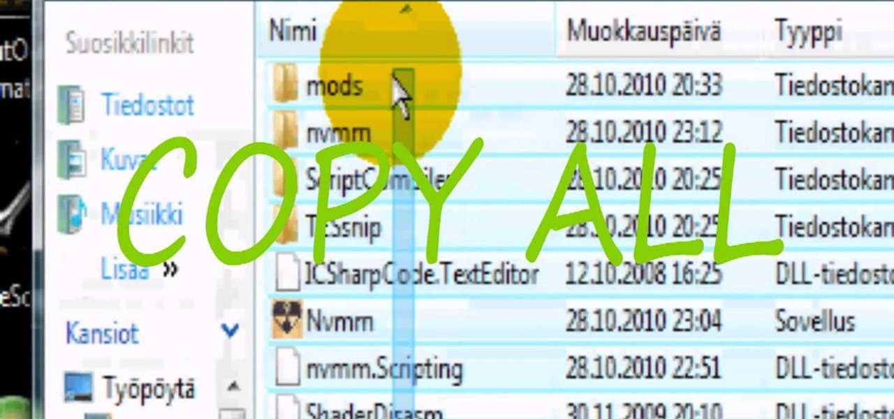 How to Install the mod manager for <b>Fallout</b>: <b>New Vegas</b> « PC Games ...