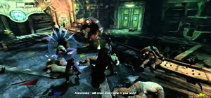 Beat the Joker boss fight in Batman: Arkham City