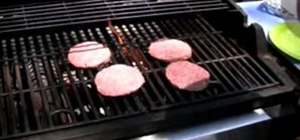Grill store bought burger patties to perfection