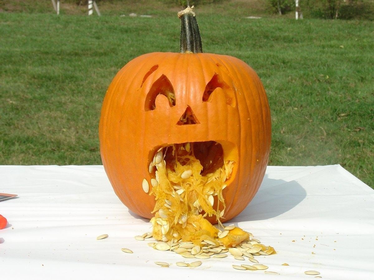 5 Extremely Flammable Jack-O'-Lanterns That'll Set Your Heart on ...