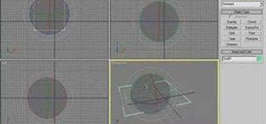 Create a custom grid in 3ds Max