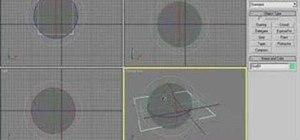 Create a custom grid in 3ds Max