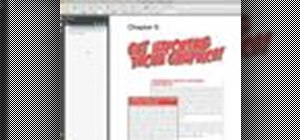 Use bookmarks in Acrobat