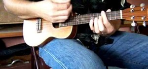 """Play """"Hilo March"""" in the ukulele"""